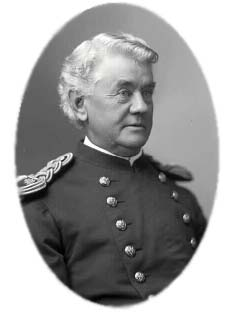 Frederick Benteen. He fought valiantly at the Little Bighorn, and saved many lives that night. However, many feel he dithered during the afternoon, failing to save Custer.