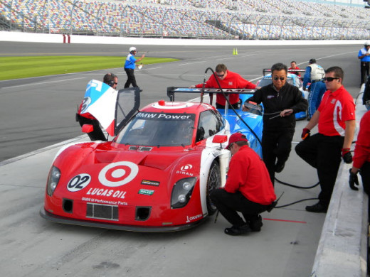 Montoya may return to Ganassi in 2014- as a part of Chip's Grand Am program