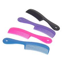 Clean combs