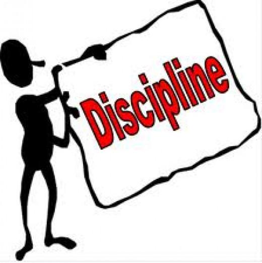 Kids need discipline