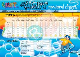 Star charts are a good way to install discipline with kids. Rewarding them for good and punishment for bad behaviour.