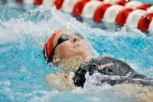 Men's and women's swimming were among the athletic programs eliminated at Maryland.