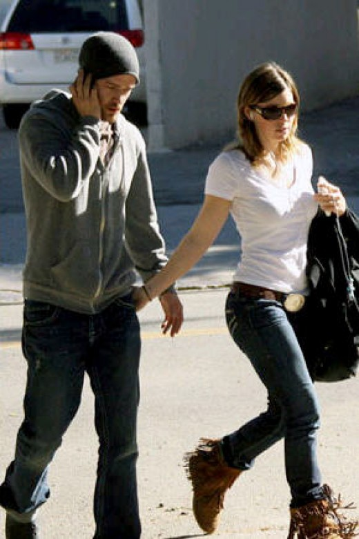 jessica biel and justin timberlake engaged. Lets go back to jessica biel