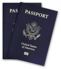 Make sure your passport is up to date -- keep it in a place that's handy for traveling.