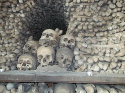 Sedlec Ossuary: A Church Made of Human Bones in Kutna Hora, Czech Republic