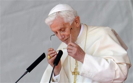 Current and previous Pope accused of crimes
