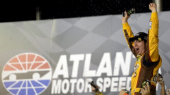 Fantasy Win Odds for the Federated Auto Parts 400