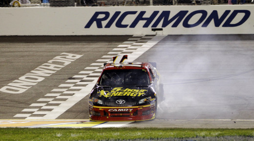Bowyer won last year's fall race at Richmond and would love to repeat going into the Chase