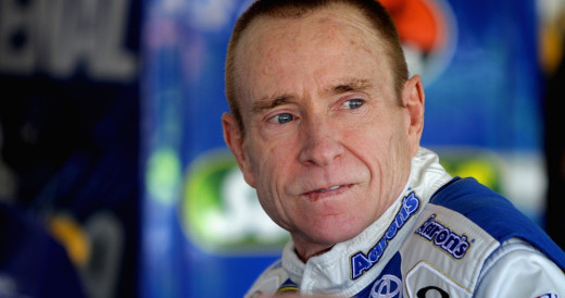 Back in a Chevy at Richmond, Mark Martin will likely be a contender
