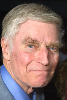 Charlton Heston was a famous actor and representative of the National Rifle Association who contracted Alzheimer's