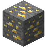 Gold is one of the most sought after ores in the real world. But in the world of Minecraft, less is more.