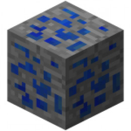 Lapis Lazuli: the beautiful blue ore that can be mined and made into...well, more Lapis Lazuli.