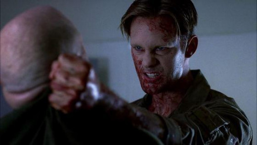 One of the bright spots of this season was Eric Northman, who was his usual badass self.