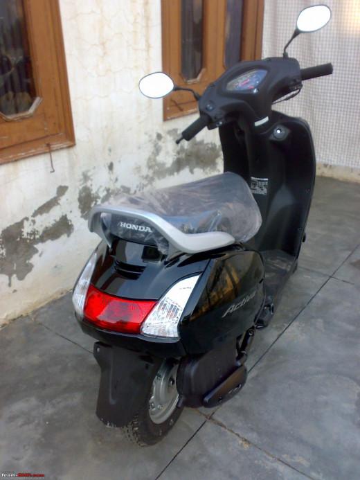 Honda Activa Bikes In India Mileage Price Specifications
