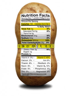 The Potato Hack Diet