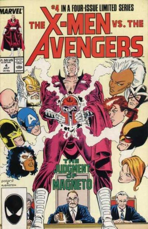 The X-Men vs. Avengers