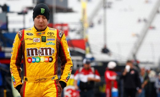 Kyle Busch missed the Chase last year and his team responded with a great run of finishes to end the year