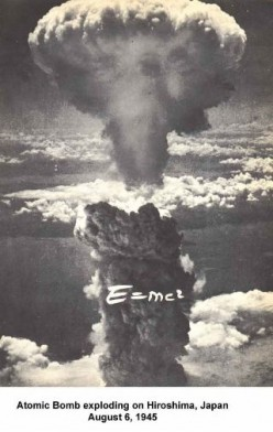 An analysis of the effects of the barbarous weapon at hiroshima and nagasaki