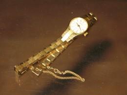 An old wristwatch