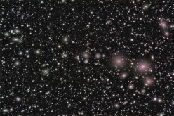Poem About the Perseus Galaxy