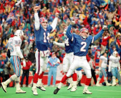 Top 10 Moments From Bills-Oilers Comeback Game