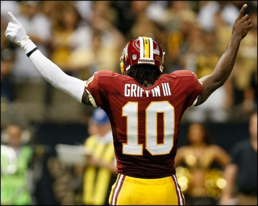 A healthy RGIII could make the Redskins a Super Bowl contender.