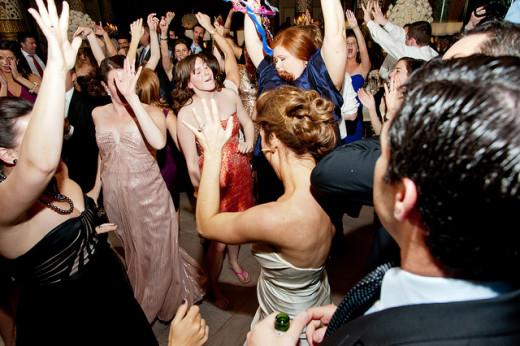 Hiring a Wedding Band vs. a DJ