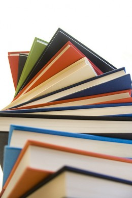 Books also take up a lot of space so prepare to keep plenty of shelf space open for all that reading material.
