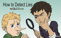 How to Tell People Keeping Secret Lie