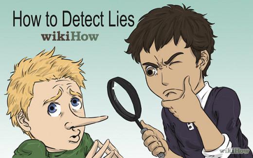 Detect a liar.