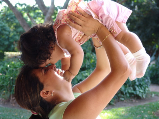 Attachment is often formed in early childhood, and is based on a child's experiences with his/her caretaker.