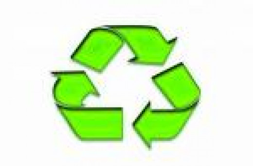 The recycle symbol