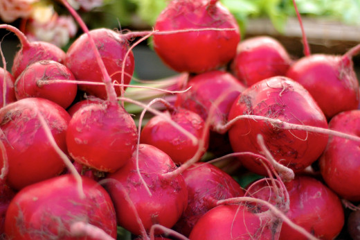 Beets - Natural nitrates in beets can improve your focus and concentration.
