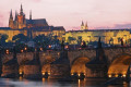 The Charles Bridge (Karluv Most) in Prague, Czech Republic: Put it on your bucket list!