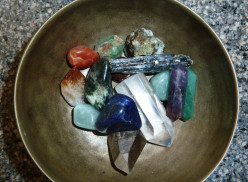 Crystal healing for fertility