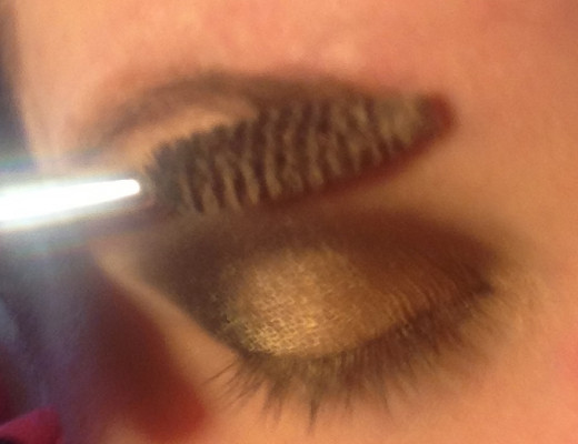 Step Five: Use a brow brush to brush out your brows how you like them!