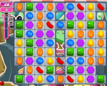 Candy Crush Saga Level 35