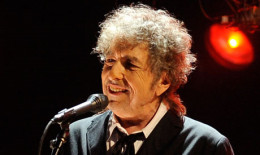 Bob Dylan, still on  his NeverEndingTour, even after age 70!