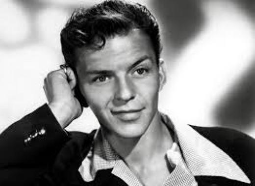 Sinatra in 1947