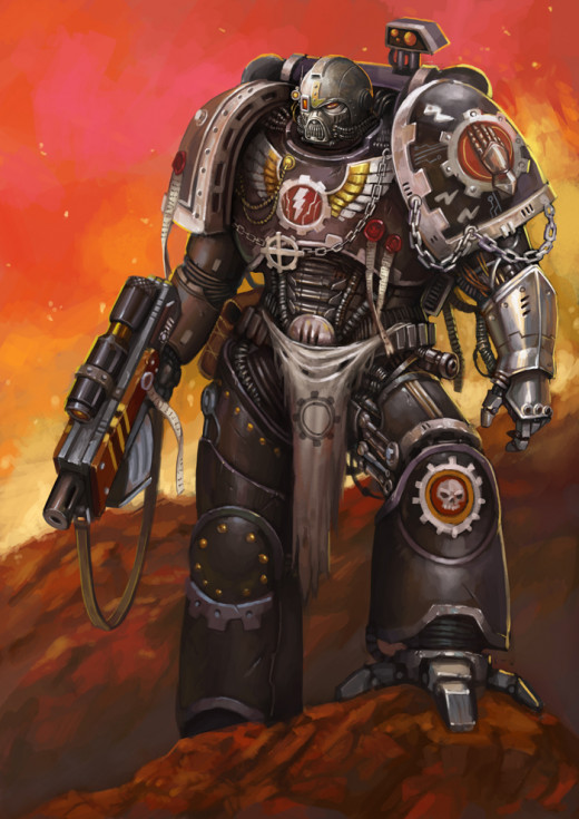 New Space Marine Codex Review
