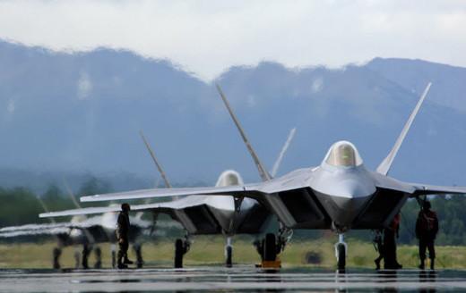 F-22 ready