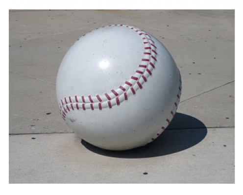 Baseball at Optimist Park in Hammond, IN