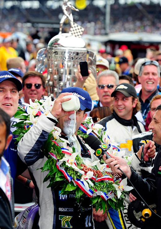 Kanaan is a former Indy 500 winner in addition to a series champion