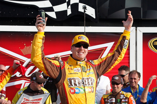 Kyle Busch is ready to prove he belongs in NASCAR's Chase