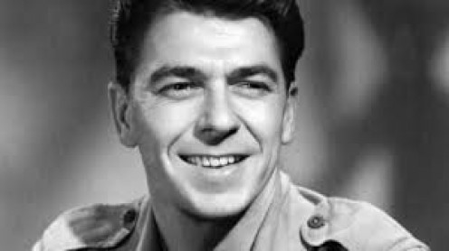Ronald Reagan was a radio, television and film actor before becoming the President of the United States. He was a tireless worker on Hollywood as well as the White House.