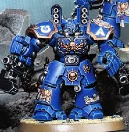 Space Marine Centurion Review