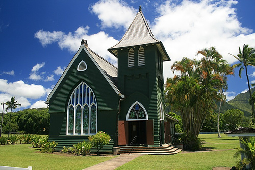 Hanalei Wai'oli Hui'ia Church