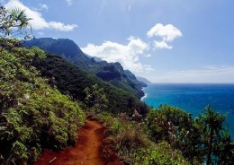 Hiking Na Pali Coast