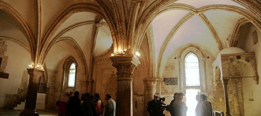 450px-Last_Supper_Room_Panoramic