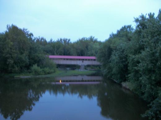 Known As The Pomeroy Or The Academia Bridge
